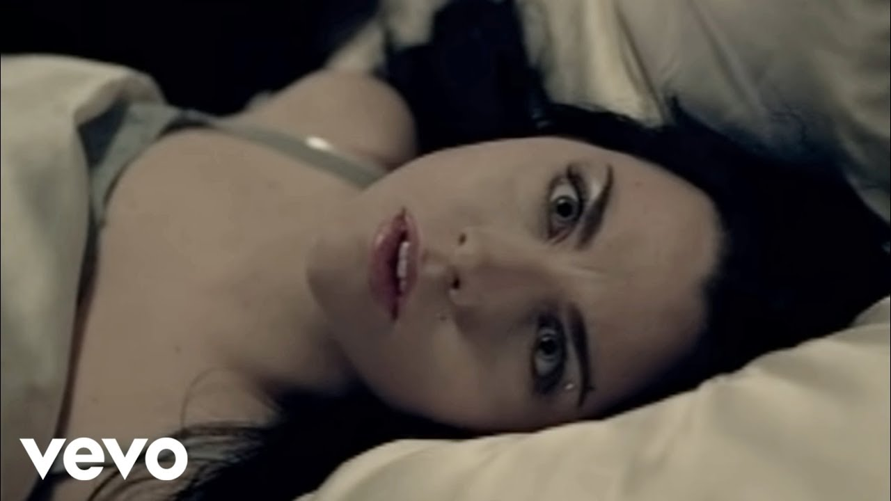 clipes evanescence