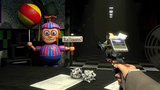 Top 5 FNaF TRY NOT TO LAUGH Funny Animations (Funny FNAF Moments)