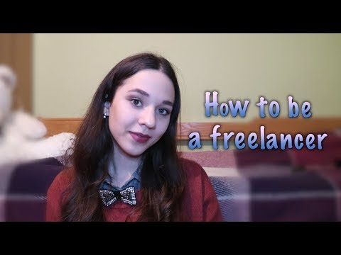 How I started Youtube channel and freelance life? Talking video