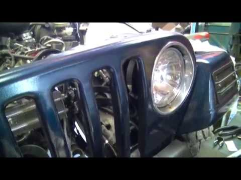 How to Install a Power Steering Cooler for Jeep TJ,XJ,JK