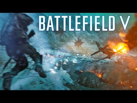 Meister Waffen ★ BATTLEFIELD 5 ★ Battlefield V ★55★ Multiplayer PC Gameplay Deutsch German thumbnail