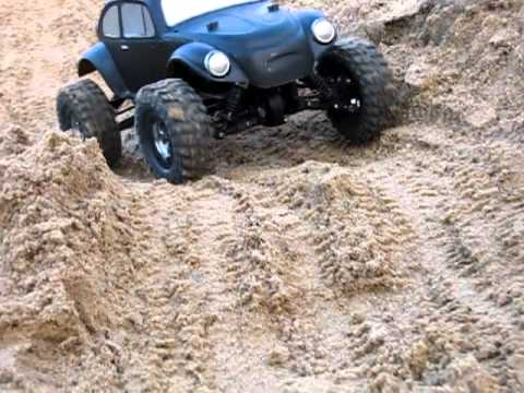 nitro powered rc crawler test run youtube. Black Bedroom Furniture Sets. Home Design Ideas