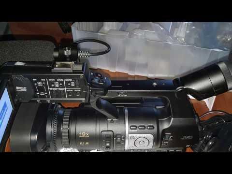 видеокамера jvc jy-hm360e отзывы