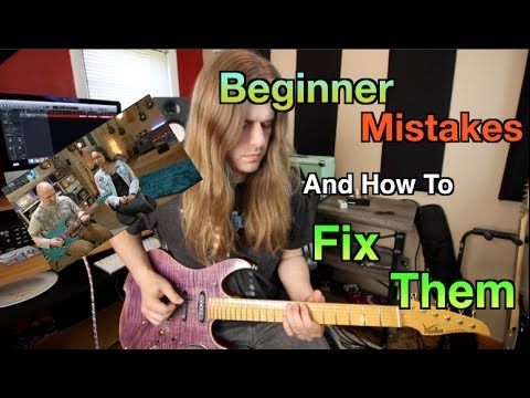 Top Beginners Mistakes And How To Fix Them!! (Ft EytschPi42 )
