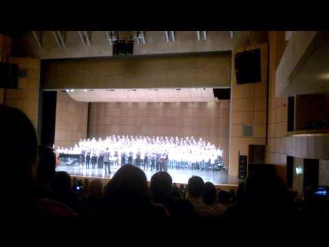AMSC - Audição Final 2013/14: Gershwin - Summertime