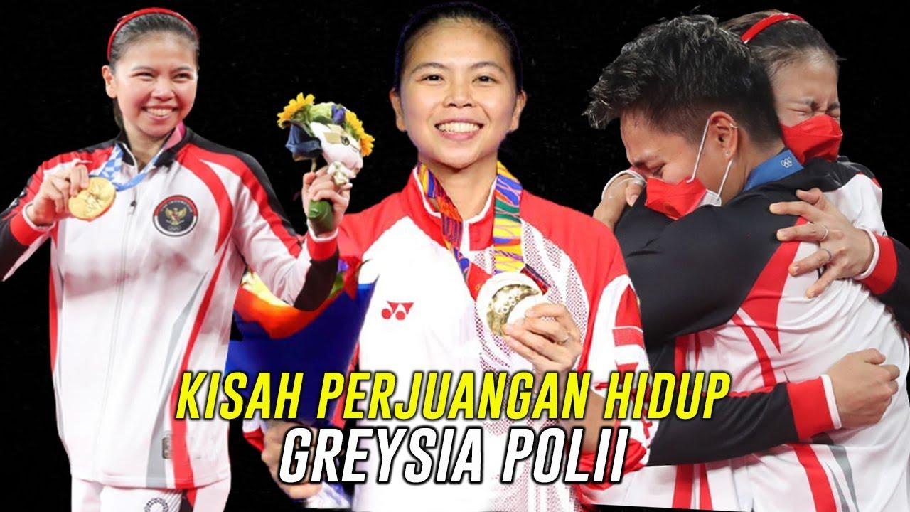 Kisah Hidup dan Perjalanan Karier Greysia Polii, Peraih Medali Emas Olimpiade Tokyo
