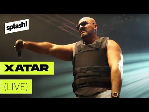 Xatar live @ splash! 18