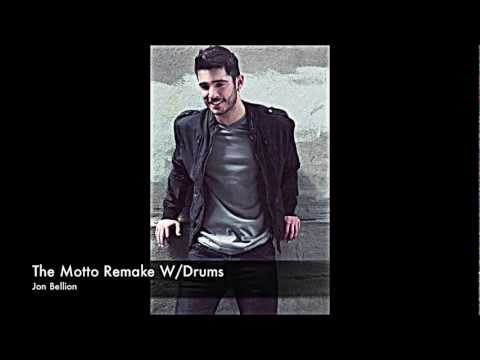Jon Bellion- The Motto Cover W/Drums
