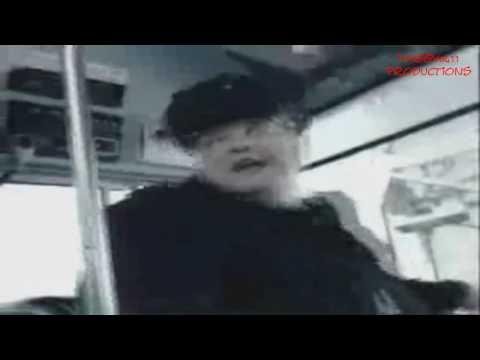 Pokemon Rot/Blau Original Werbung mit dem Busfahrer