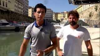 Trabucco TV - Pesca Mare - Cefali a feeder e con la canna fissa