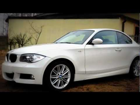 bmw e82 120d coupe alpineweiss youtube. Black Bedroom Furniture Sets. Home Design Ideas