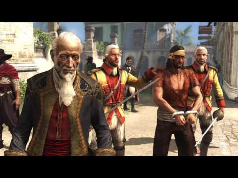 assassin's creed 4 black flag ps4 gameplay 1080p hd