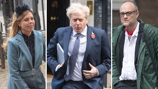 video: As battles rage around Boris Johnson, it's no wonder some are asking who is really in charge