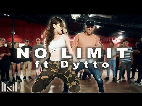 NO LIMIT  - G-Eazy ft Cardi B Dance || Matt Steffanina X Dytto