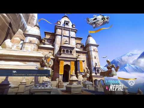 Overwatch with helium?