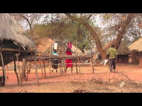 Tonga Village, Zimbabwe