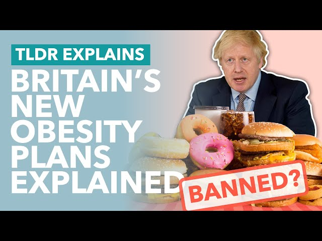 Johnson's New Obesity Plan Explained: Can It Really Work? - TLDR News