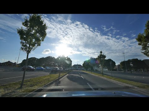 Driving in Plymouth - Tothill Park, Mount Gould, Mutley Plain, Life Centre, Drake Circus