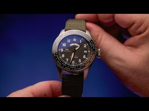 The Hottest IWC Pilot's Watches Of 2019