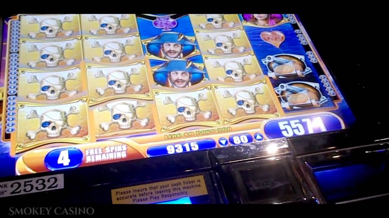 Pirate Ship Slot Machine Free