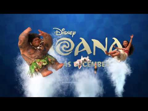 MOANA | Grand Theft Tamatoa | Official Disney UK