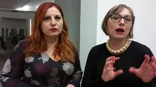 Giovanna Raspa e Lidia Di Giandomenico