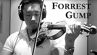 Forrest Gump Feather Theme Violin Cover (Edward Chang)