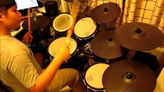 Dream Theater The Spirit Carries On Drum cover by Chandler Chan