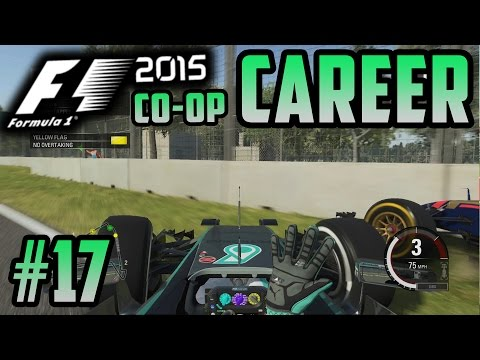 F1 2015 Co-op Career #17: MEXICO TOUR GUIDE ADVENTURE