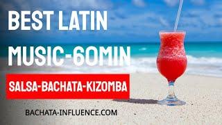 Best Latin Music 2021 60min Mix SBK 🔥SALSA BACHATA KIZOMBA MUSIC  (Happiness & dopamine) 💜