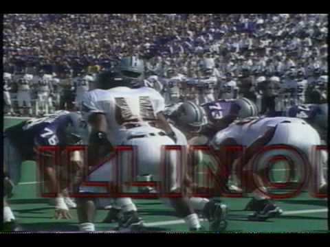 1998 KSU highlights, part 1 Indiana State through Texas