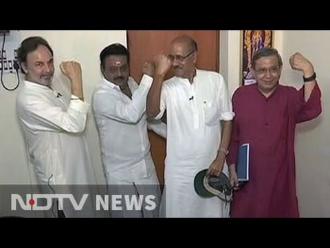 No drinking problem, says 'Captain' Vijayakanth to Prannoy Roy