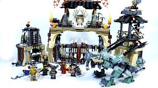 LEGO Ninjago 70655 Dragon Pit - Lego Quick Review