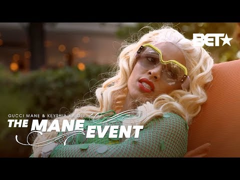 The Bridesmaids Are Ruining Keyshia's Mood | The Mane Event