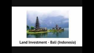 Bali Property Investment - Property Investment Bali