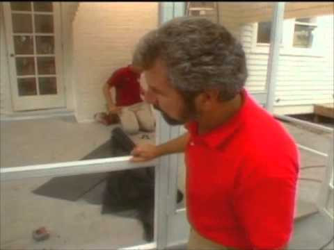 Building a Screen Porch - Bob Vila