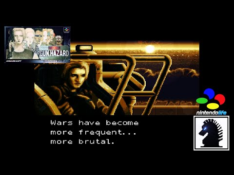 Snes Front Mission Series Gun Hazard Youtube