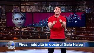 Firea, huiduită în dosarul Gala Halep
