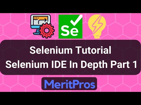 how to learn selenium for beginners