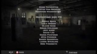 Fight Night 2004 Credits