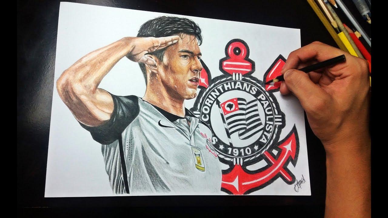 Desenhando o Balbuena - Corinthians | Everson Arts