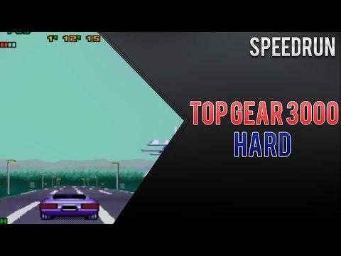 TOP GEAR 3000: Hard Speedrun - 1:43:10