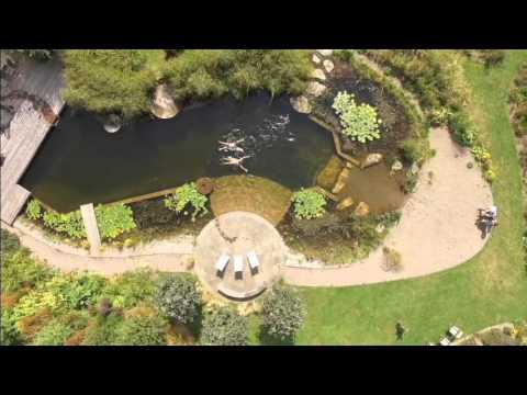 BIOTOP Natural Pools - Aerial Views: Part 2 - United Kingdom