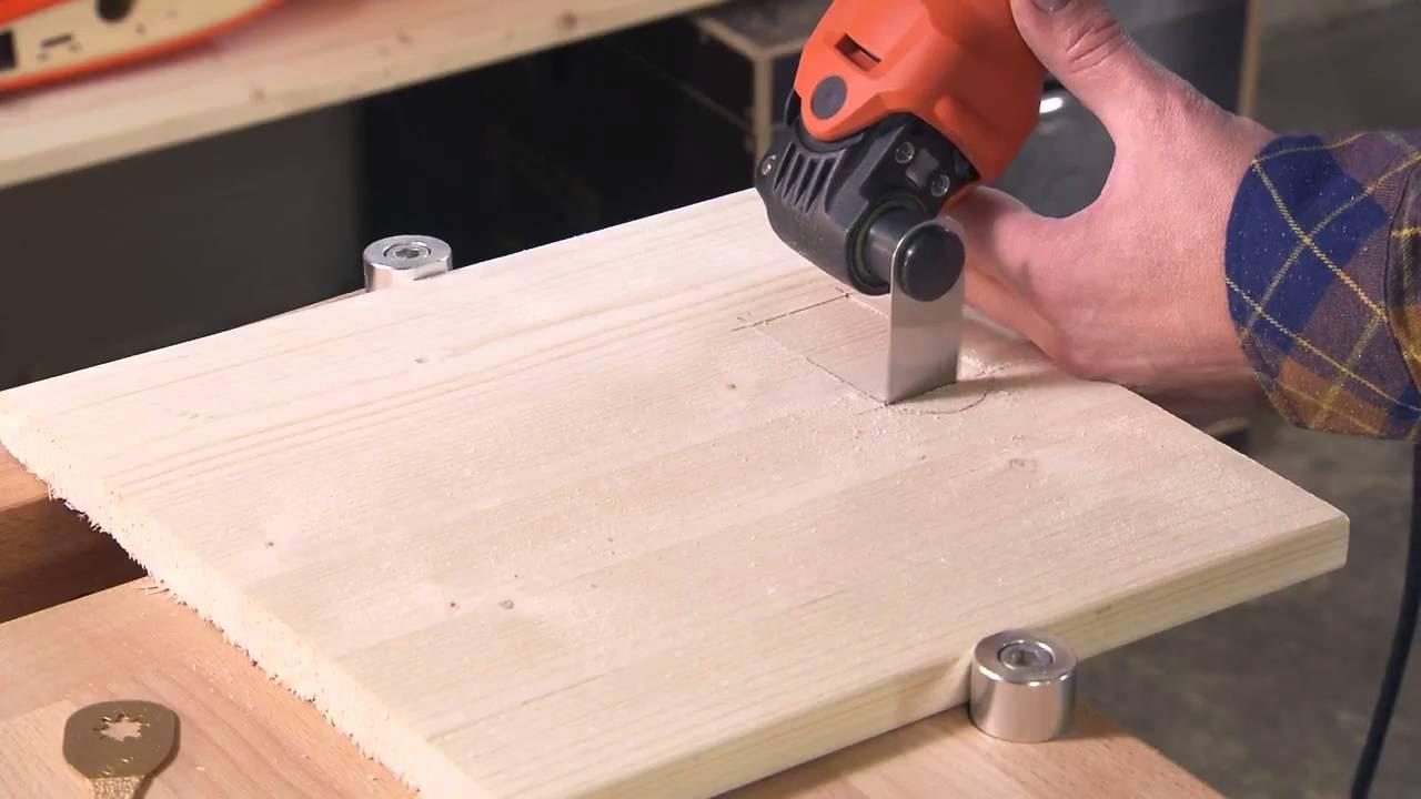 FEIN MultiMaster Oscillating Tool - Precise M-Cut Saw Blades