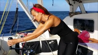 Gambar cover Sailing into freedom Episode 76 Sailing to paradise and emergency drill #2