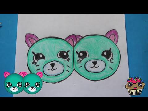 How to Draw Shopkins Season 4