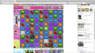 Candy Crush Saga Level 85 Major Explosions!