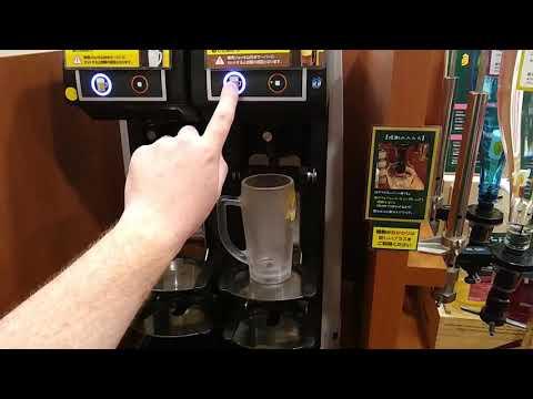 Josh Busch - Self-Pouring Beer Machine