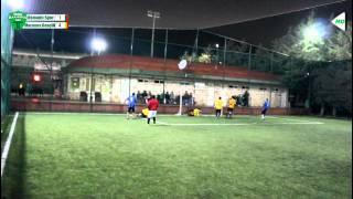 1.Marmara Gençlik - 2.Osmanlı Spor Özet / Gaziantep / iddaa Rakipbul Ligi 2014 Kapanış Sezonu