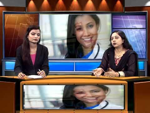 Cervical Cancer Symptoms Treatment By Gynecologist Dr. Richa Singh Agra Professor S N Medical Colleg